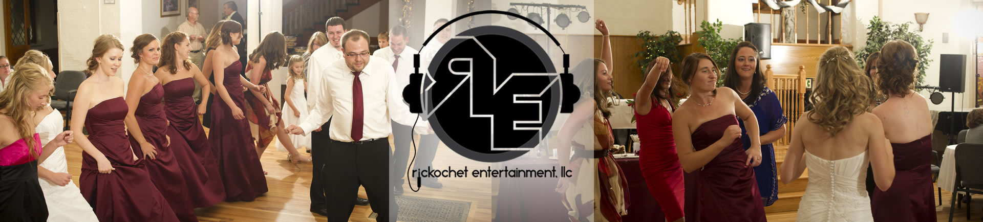 Book Your Event with Rickochet Today!